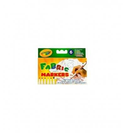 Crayola fabric crayons 010596 Crayola- Futurartshop.com