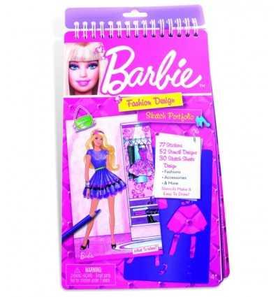 fashion design barbie fashion portfolio GG22270 Grandi giochi-Futurartshop.com