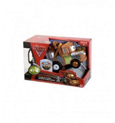 Samochody kontrolowany z grzechotką znak 2 W1784 Mattel- Futurartshop.com