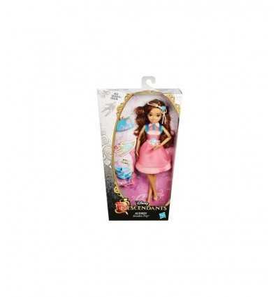 Muñeca del personaje Disney prep auradon descendientes audrey B3116EU40 B3117 Hasbro- Futurartshop.com
