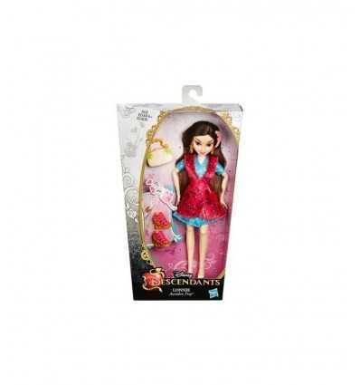 Disney karaktär docka ättlingar Lonnie Auradon prep B3116EU40 B3118 Hasbro- Futurartshop.com