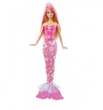Mattel Barbie sirena Meches Rosse X9452 X9453 X9453 Mattel- Futurartshop.com