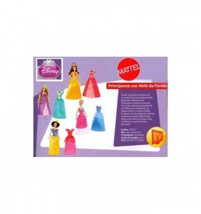 Mattel Principesse con abiti da favola X9357 X9357 Mattel- Futurartshop.com