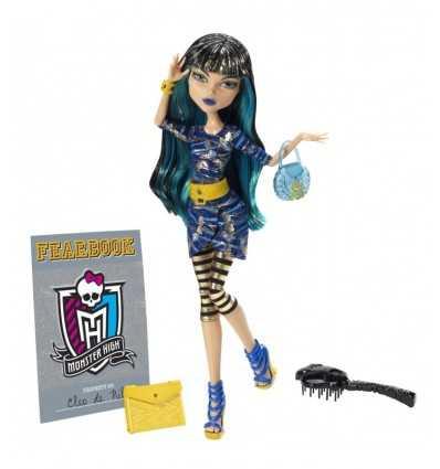 Mattel X4614 Y8496 Monster High Picture Day, Cleo WS-FDZC-VEJA Mattel- Futurartshop.com