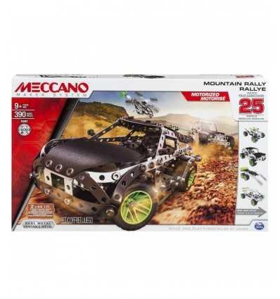 Meccano Mountain Rally 6026397 Spin master-Futurartshop.com