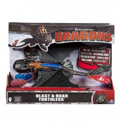 Deluxe Electronic Toothless Dragons 6024756 Spin master- Futurartshop.com