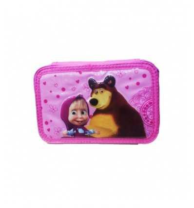 zip 3 bolsa masha y el oso con corazones - Futurartshop.com