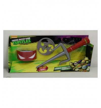 Teenage Mutant Ninja Turtles Raphael elektronischen Waffen GPZ92100/RAP Giochi Preziosi- Futurartshop.com