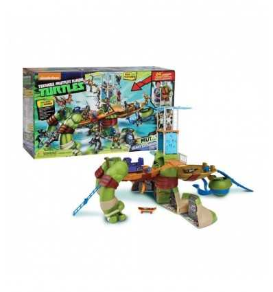 Tartarughe ninja Leonardo gigante Playset GPZ95151 Giochi Preziosi-Futurartshop.com