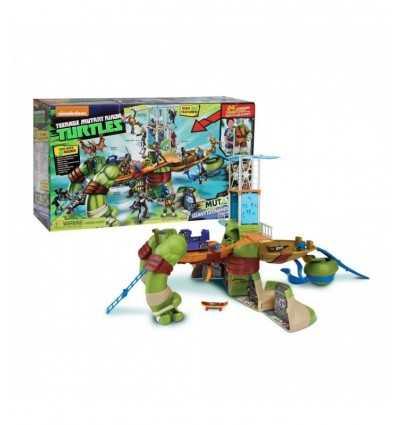 Teenage Mutant ninja turtles Leonardo jätte lekset GPZ95151 Giochi Preziosi- Futurartshop.com