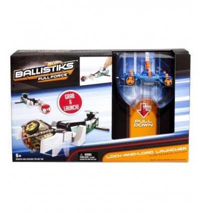 Hot wheels Ballistiks lanciatori Y4967 Mattel- Futurartshop.com