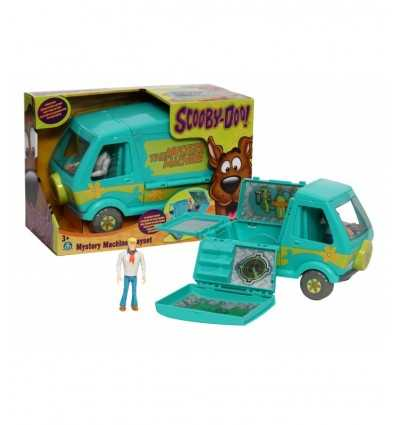 Scooby do MIstery machine con Fred CCP30002 Giochi Preziosi-Futurartshop.com