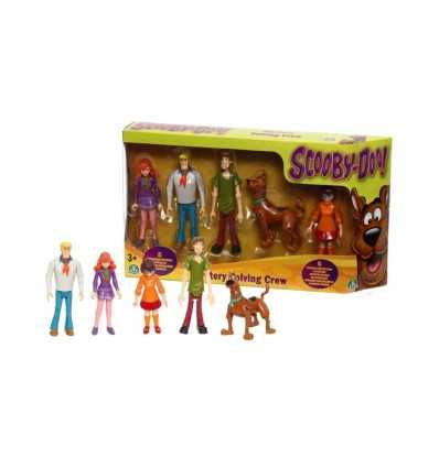 Scooby Do blister with 5 characters CCP30001 Giochi Preziosi- Futurartshop.com