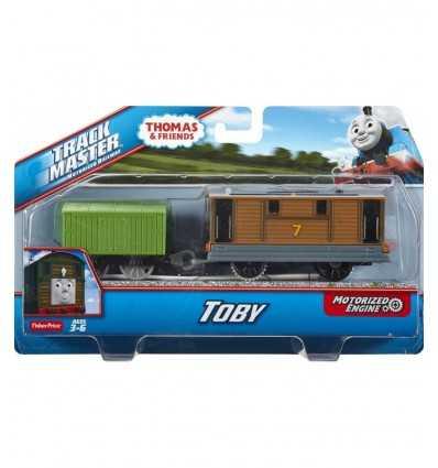 Thomas vänner karaktär skådespelarna Toby BMK87/CDB70 Mattel- Futurartshop.com