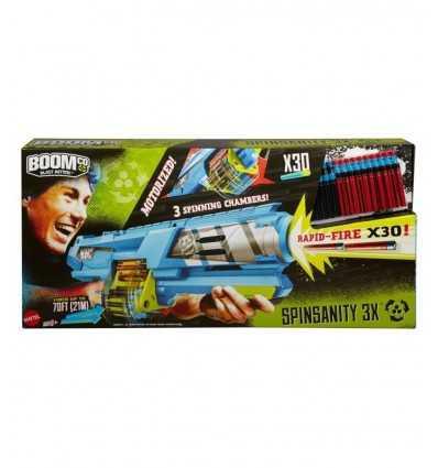 BoomCo zdrowy rozsądek Spin x 3 CJG60 Mattel- Futurartshop.com
