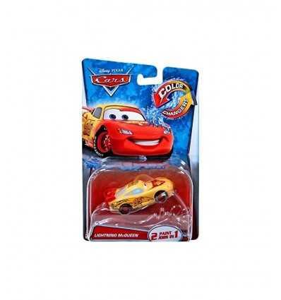 bil bilar färg växlare lightning Mcqueen CKD15/CKD16 Mattel- Futurartshop.com