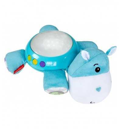 projecteur de peluche hippopotame CGN86 - Futurartshop.com