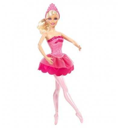 Mattel X8821 X8822 Barbie amiche Ballerine rosa X8822 Mattel- Futurartshop.com
