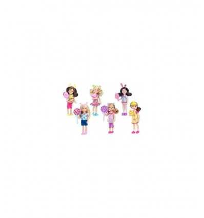 Mattel Barbie la mia famiglia favoloso parco divertimenti Chelsea and Friends Kit X8400 X8400 Mattel-Futurartshop.com