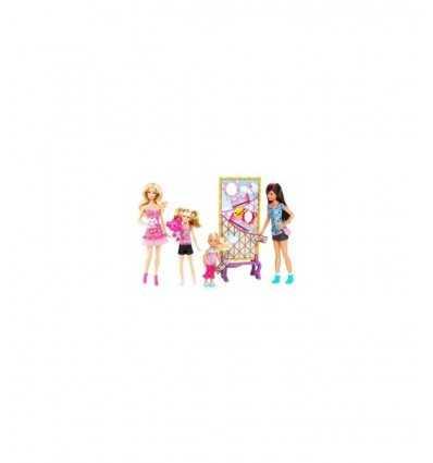 Mattel Barbie mi gama de Parque de atracciones familiar 2-pack X 8401 hermanas Barbie fab X8401 Mattel- Futurartshop.com