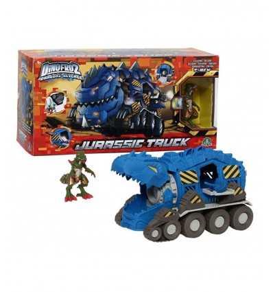 Dinofroz Playset Jurassic Truck con personaggio CCP07963/P Giochi Preziosi-Futurartshop.com