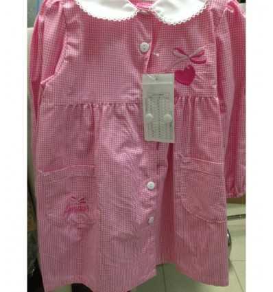 Amour 45 storlek förkläde rosa 2 år E356 45 - Futurartshop.com
