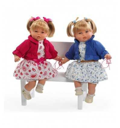 50 cm Puppe lustige 2 Abdurasad Modelle RDF65051/4 Giochi Preziosi- Futurartshop.com