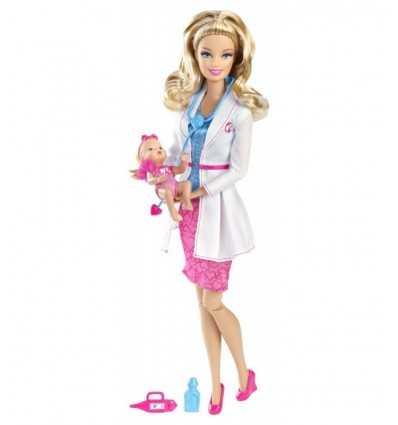 Mattel R4226 X9075 Barbie I Can Be... Pediatra X9075 Mattel- Futurartshop.com