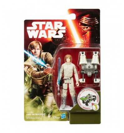 Personnage de star wars episode 7 Luke Skywalker B3445EU40 B3448 Hasbro- Futurartshop.com