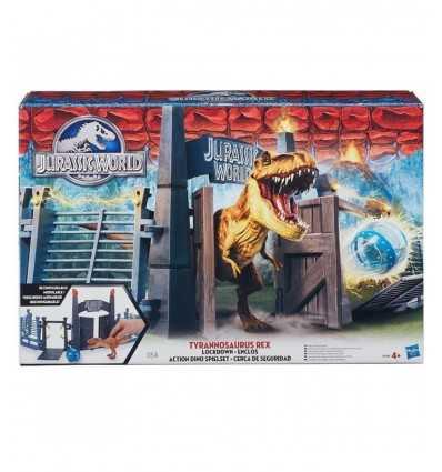 Jurajski T-Rex świata Playsets B3755EU40 Hasbro- Futurartshop.com