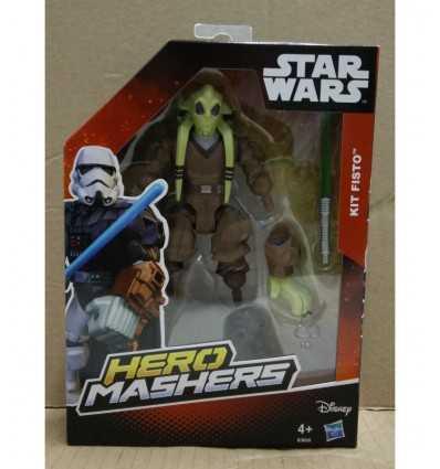 Star Wars Mashers bohater charakter Kit Fisto B3656EU40 B3658 Hasbro- Futurartshop.com