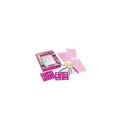 Crea la tua moda di Barbie GG00420 Grandi giochi- Futurartshop.com