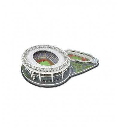 Lazio Rom Stadio Olimpico Nanostad 156 Stück GPZ15133 Giochi Preziosi- Futurartshop.com