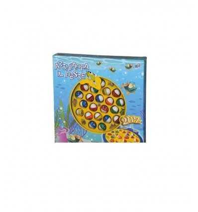 Gioco dei Pesciolini 21 pesci GG51310 Grandi giochi-Futurartshop.com