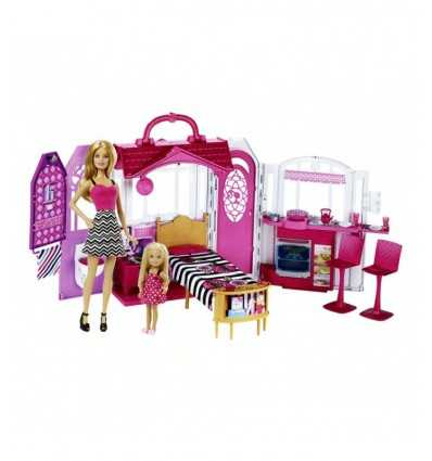 barbie vacation house with shelly CML26-0 Mattel- Futurartshop.com