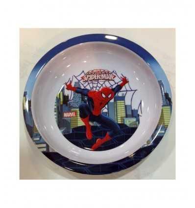 Talerz krupniku cud Spiderman 33492 - Futurartshop.com