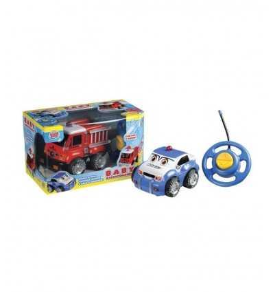 Auto buffe radio comandate con luci GG50574 Grandi giochi- Futurartshop.com