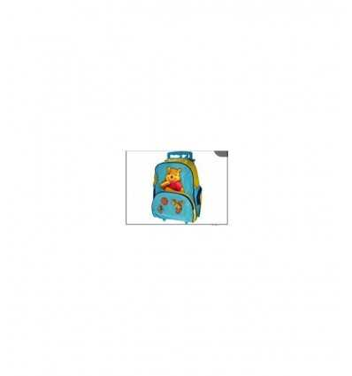 Carretilla grande winnie de pooh Friendly SJS-267504 Grandi giochi- Futurartshop.com