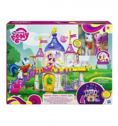 Мой маленький пони принцесса замок 987341480 987341480 Hasbro- Futurartshop.com