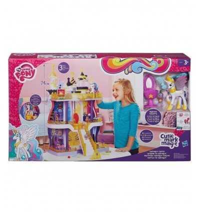 Mein kleines Pony-Burg-Canterlot B1373EU00 Hasbro- Futurartshop.com