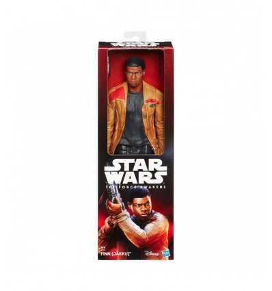 Star Wars episodio 7 Hero series personaggio Finn Jakku B3908EU40 B3910 Hasbro-Futurartshop.com