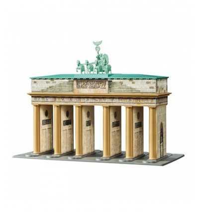 Ravensburger 12551 7 Puzzle 3D Porta Di Brandeburgo 12551 Ravensburger- Futurartshop.com