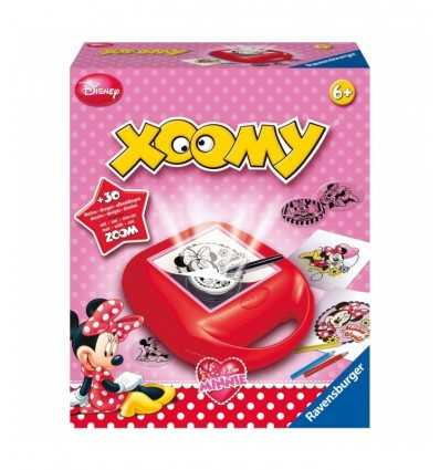 Ravensburger 18597 Xoomy Minnie Mouse 9 18597 Ravensburger- Futurartshop.com