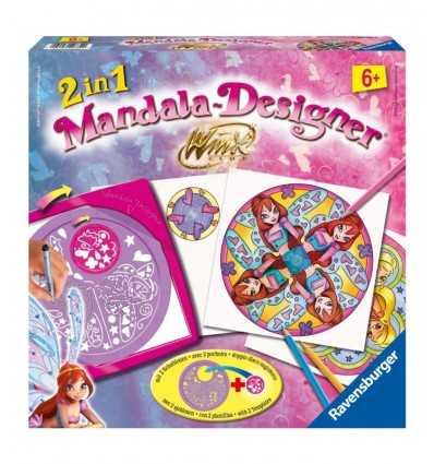 Ravensburger 29732 2 i 1 Mandala Designer Winx Club 29732 Ravensburger- Futurartshop.com