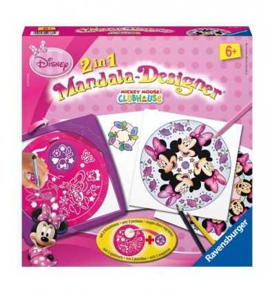 Ravensburger 29738 Mandala Designer Minnie Mouse 2 29738 Ravensburger- Futurartshop.com
