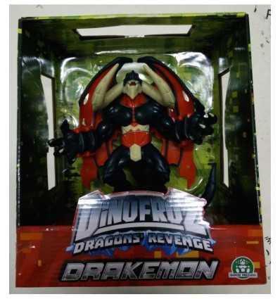 Dinofroz personaggio 22 centimetri Drakemon CCP07965/DRAK Giochi Preziosi-Futurartshop.com