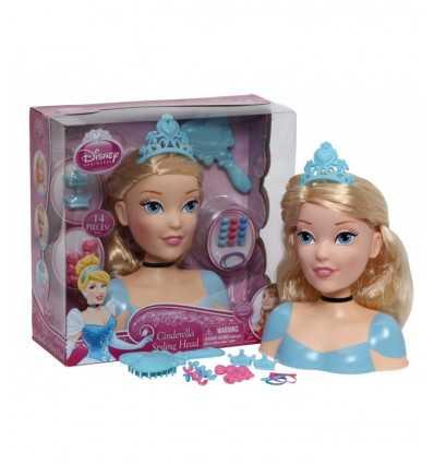 Head to comb of Cinderella GPZ18585 Giochi Preziosi- Futurartshop.com