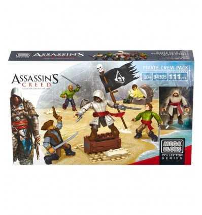 Pirate de Mega Bloks Assassin Creed Crew CNC63/94305 Mega Bloks- Futurartshop.com