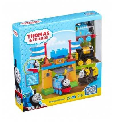 Mega bloks Thomas i Stephen playset CNJ08/CNJ09 Mega Bloks- Futurartshop.com