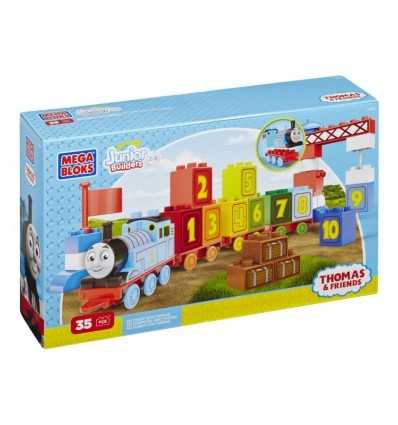Mega Bloks Thomas 3 2 1 Train CYM77 Mega Bloks- Futurartshop.com